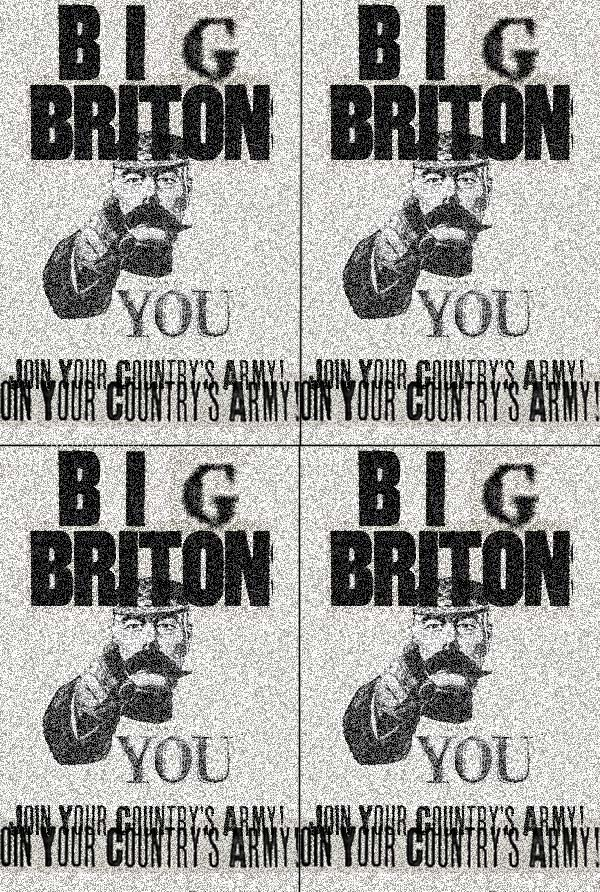 Big Briton Wants You... by Mareo-and-Anime