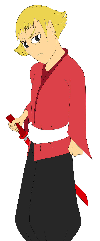 Squad 2 Lieut: Hamasaki Haru by Mareo-and-Anime