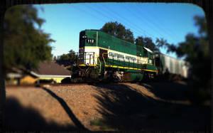 california railroad