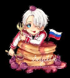 Viktor by seiji606