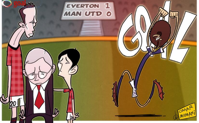 Fellaini foils Manchester United by OmarMomani
