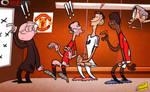 Ronaldo back on familiar ground for Man Ut- Madrid