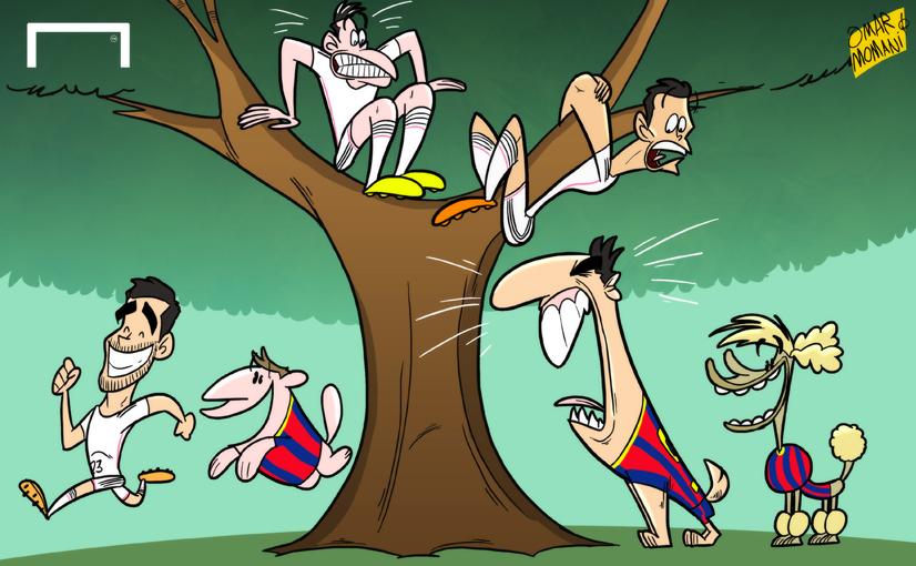 Suarez heads to Barcelona by OmarMomani