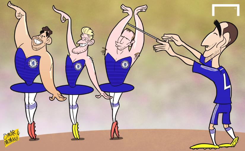 Maestro Fabregas orchestrates Chelsea win by OmarMomani