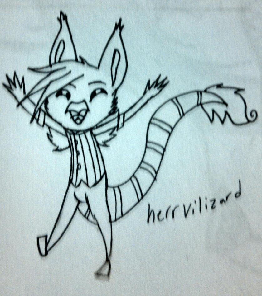 [R] HerrVilizard (1/3) by GreendayChick1995