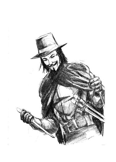 V sketch by kelbykross