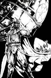 Vader by kelbykross