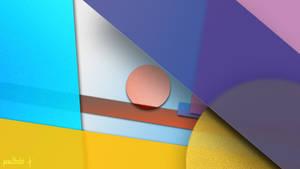 LG G6 inspired wallpaper