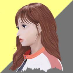 BLACKPINK Lisa Fan Art
