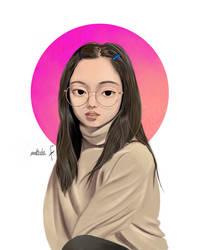 BLACKPINK Jennie Fan Art