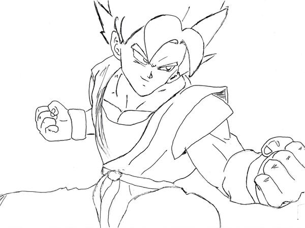 Goku Super Saine 100