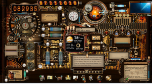 SteamPunk  Cacophony