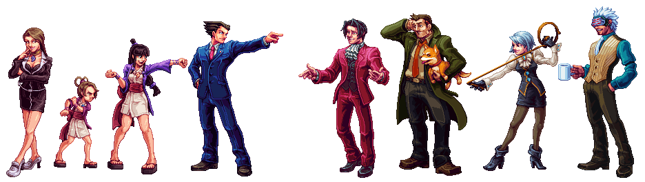 Turnabout Pixels