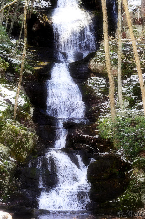Buttermilk Falls by Bass4819