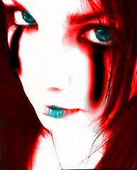 Angel Eyes by bleedingice