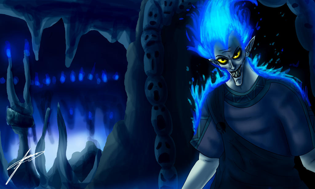 Hades, God of the Underworld -Hercules by ichimoral on ...