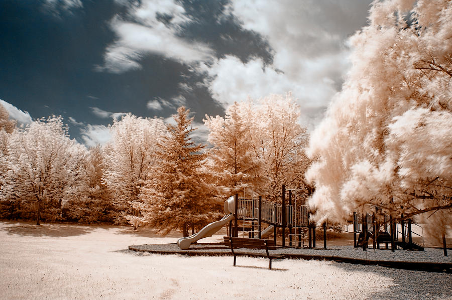 Playground Infrared by Cravero