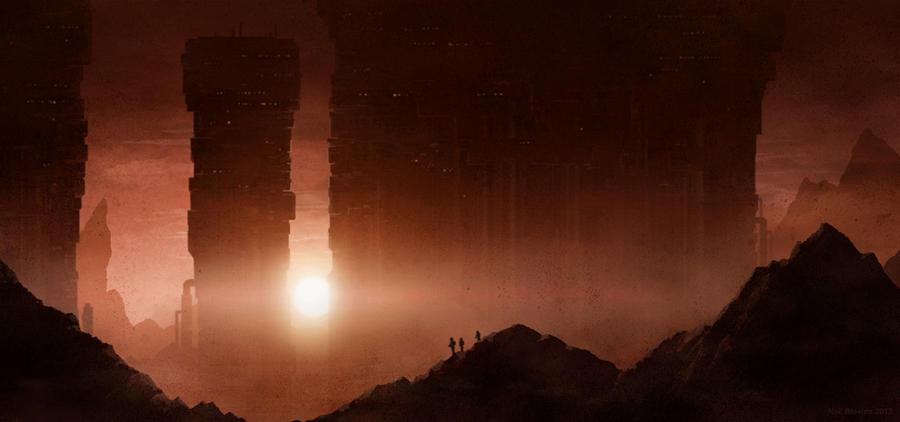 Fortress II by soulburn3d