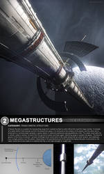 Megastructures 2 Space Elevator Design Packet by ArtOfSoulburn