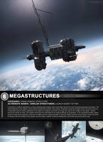 Megastructures 6 Skyhook Design Packet by ArtOfSoulburn