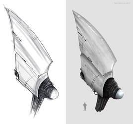 Ship Jumper Super Robot 1 A Design Packet