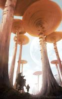 Inc Coral Desert Wandering 1 by ArtOfSoulburn
