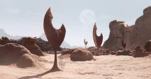 Inc Coral Desert 2 by ArtOfSoulburn