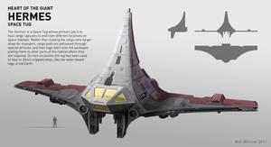 Heart Of The Giant Hermes 6 Design Packet by ArtOfSoulburn