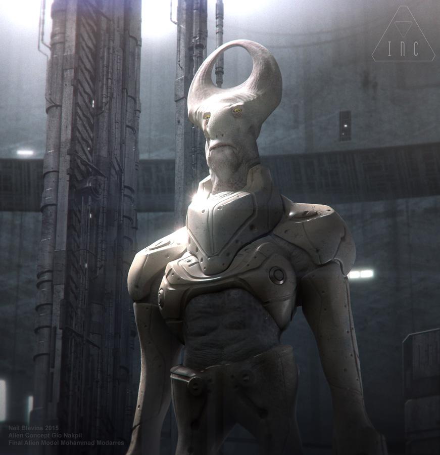 Inc Alien Meeting 2 by ArtOfSoulburn