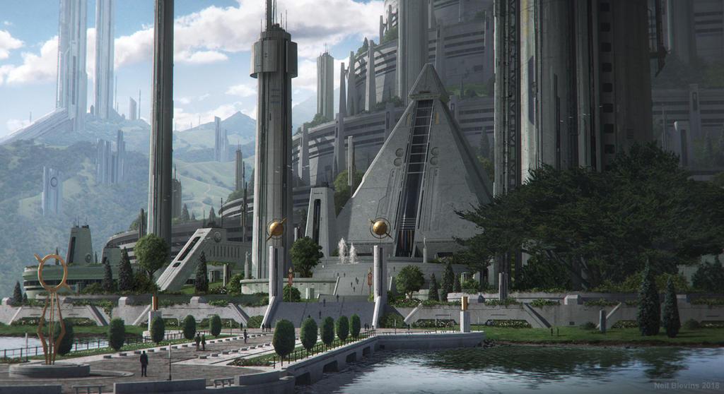 Eden Habitat 2 by ArtOfSoulburn