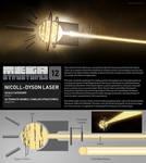 Megastructures 12 Nicoll Dyson Laser