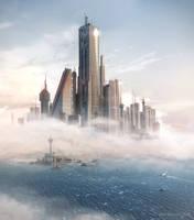 Megastructures Seastead 1