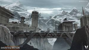 Disintegration Outlaw Iceland Bridge Base