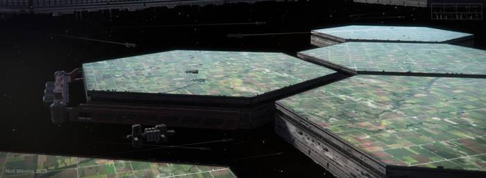 Megastructures Space Farm 2