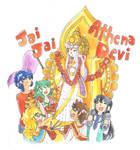 Jai Jai Athena Devi