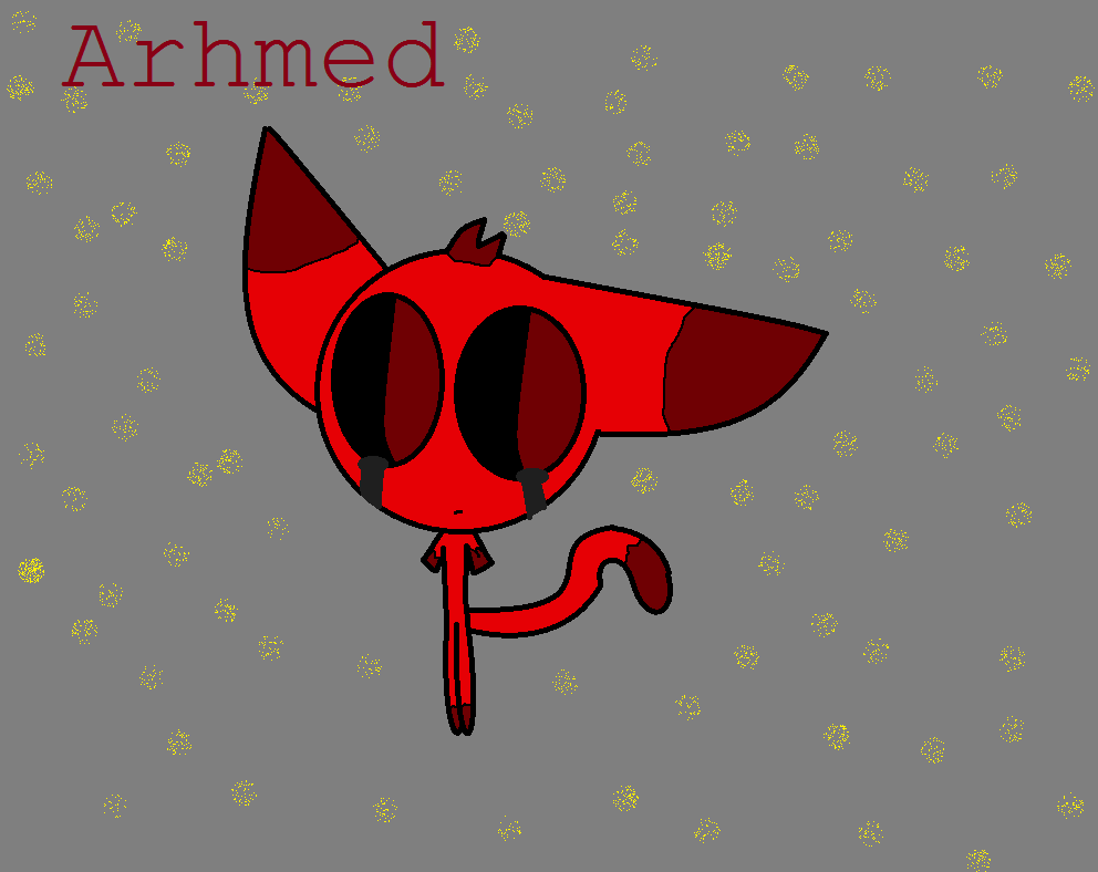 Arhmed by ZOSIDY