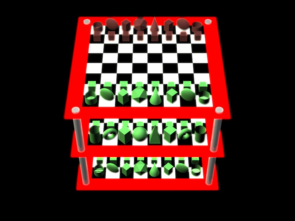 Chess Squares No Cake Mix