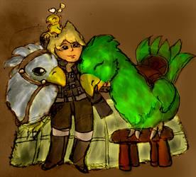 Final Fantasy XV: Chocobo Rancher