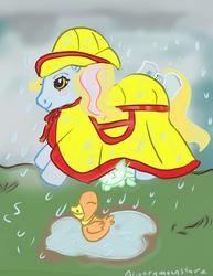 MLP: April Showers
