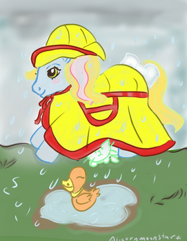 MLP: April Showers