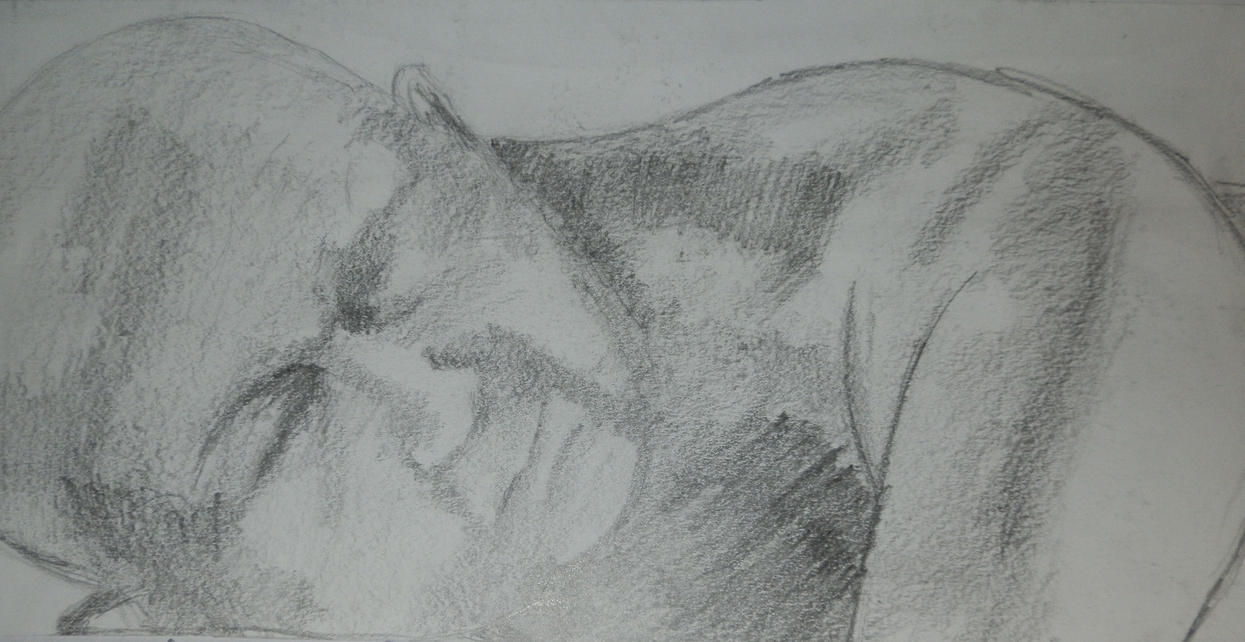 man laying down by becca becca on deviantart