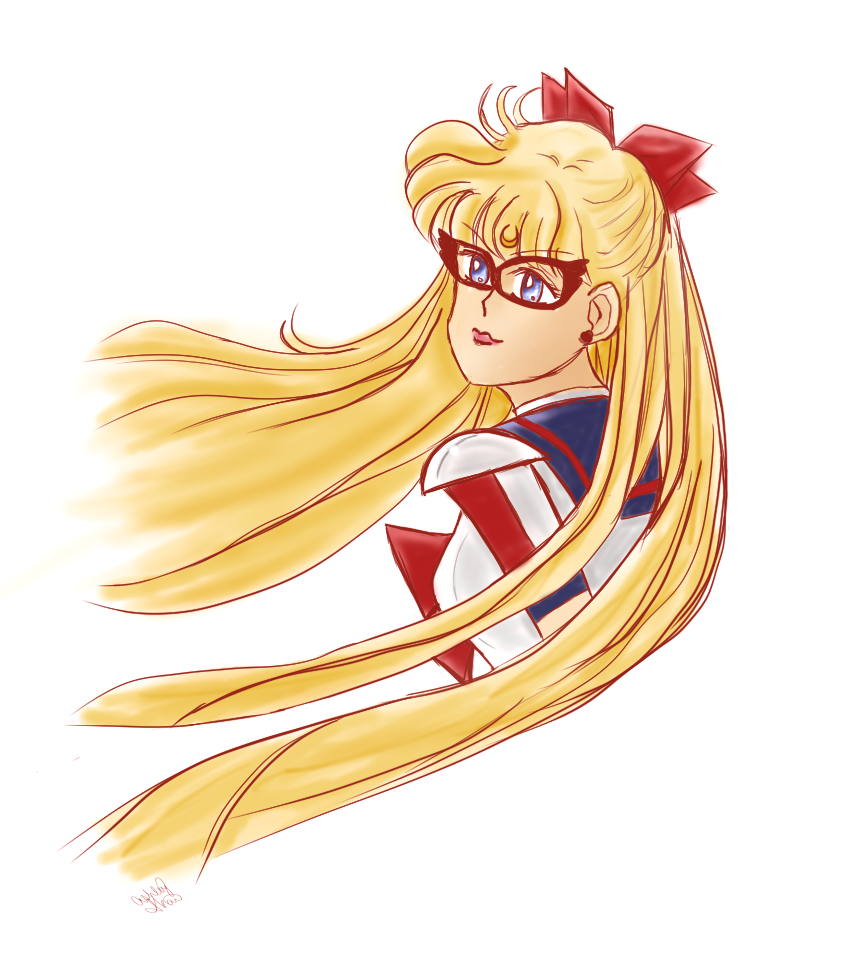 [MMA]Saturn's Art-ening Updated: August 11th - Page 2 Character_study__sailor_v_by_leyrose-d5yrexk