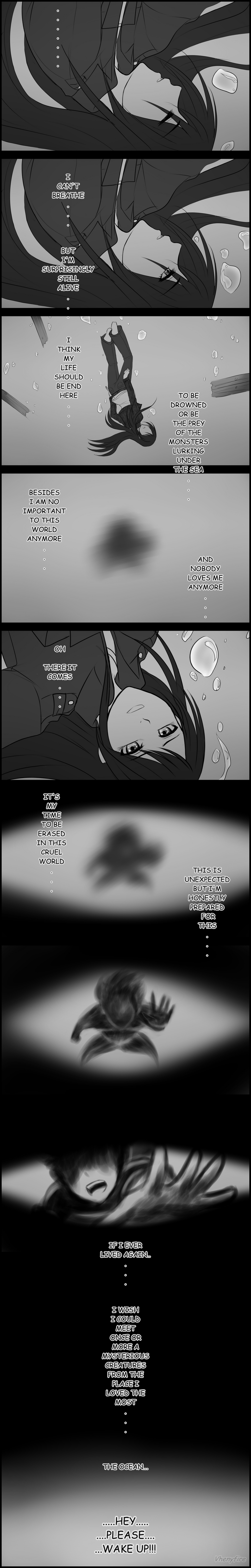 SNK/AOT - AQUATIC!AU DOUJIN (Prologue) by Vhenyfire