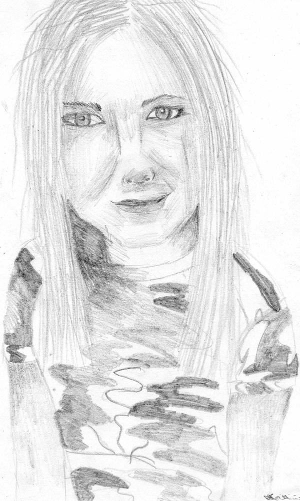 Avril - 'old'... by rokusanchan