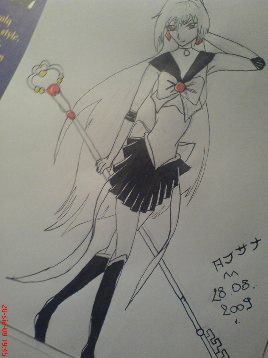 Setsuna is my favourite Sailor by rokusanchan