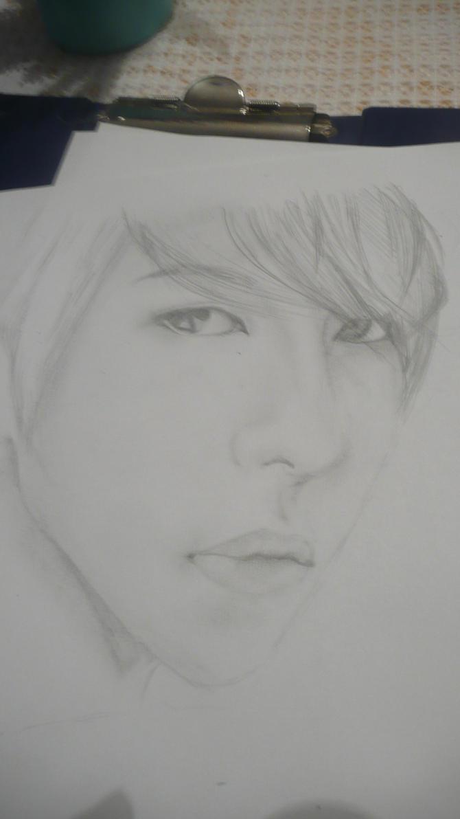 No Min Woo (WIP) by rokusanchan