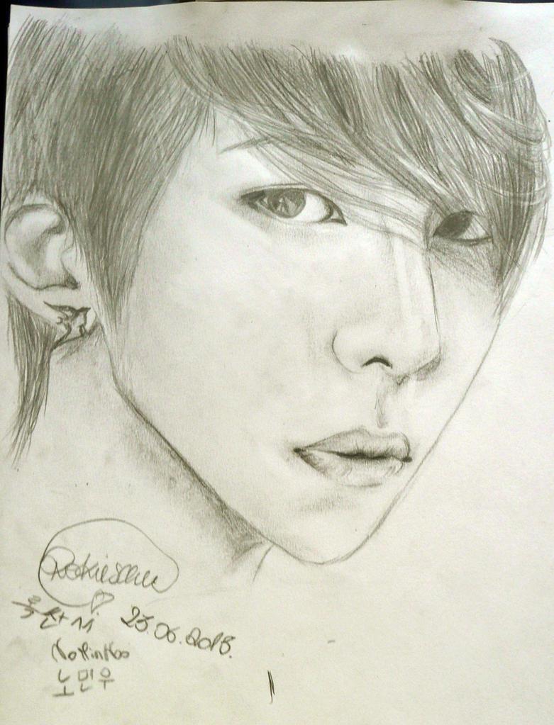 No Min Woo by rokusanchan