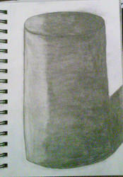 Cylinder Drawing