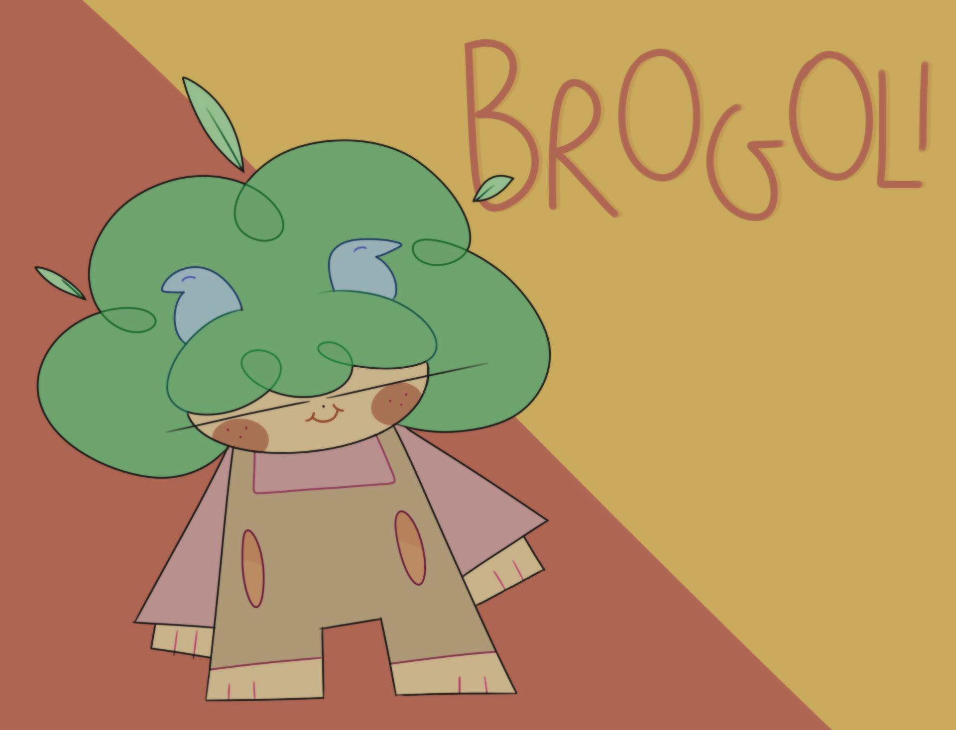 (REF) Brogoli Brogle