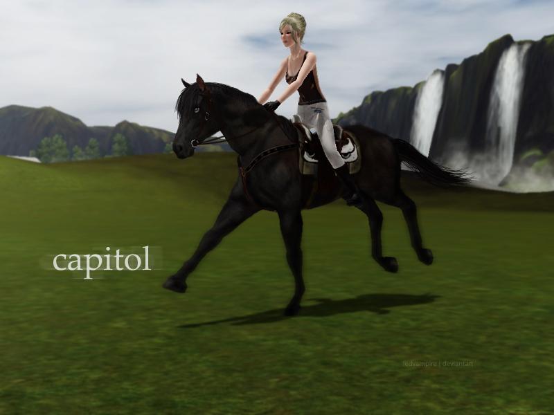 Capitol by LedVampire